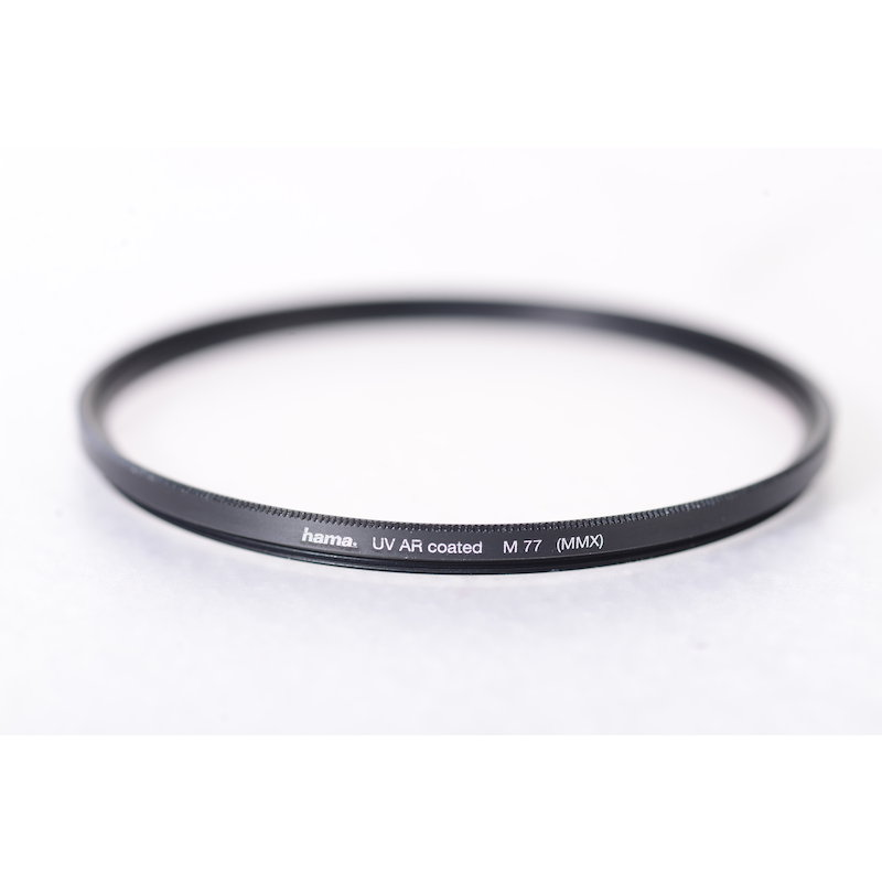 Hama UV-Filter Coated Slim E-77