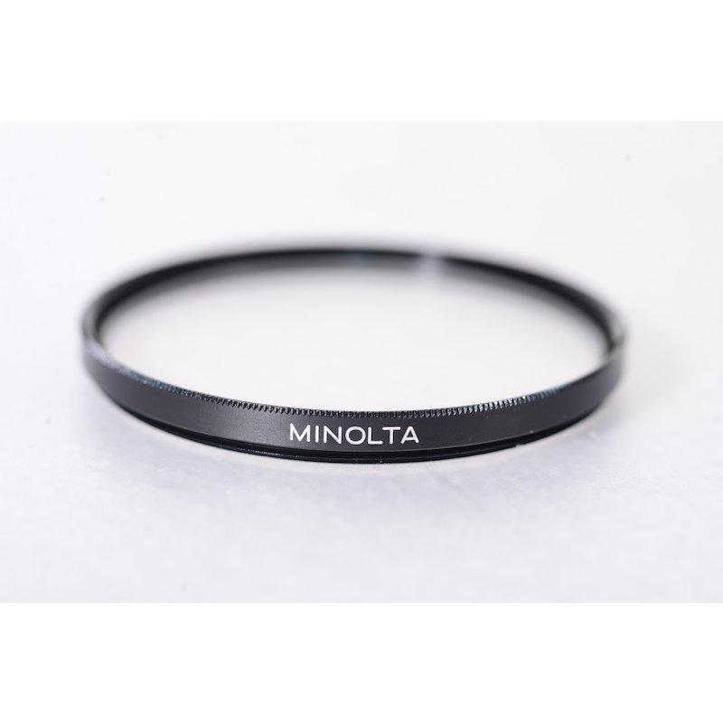 Minolta UV-Filter L37 E-55
