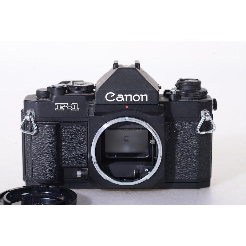 Canon F-1 New+Datenrückwand FN