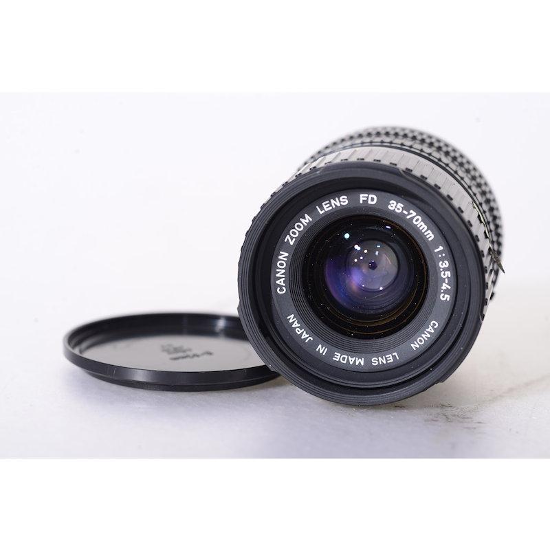 Canon FD 3,5-4,5/35-70