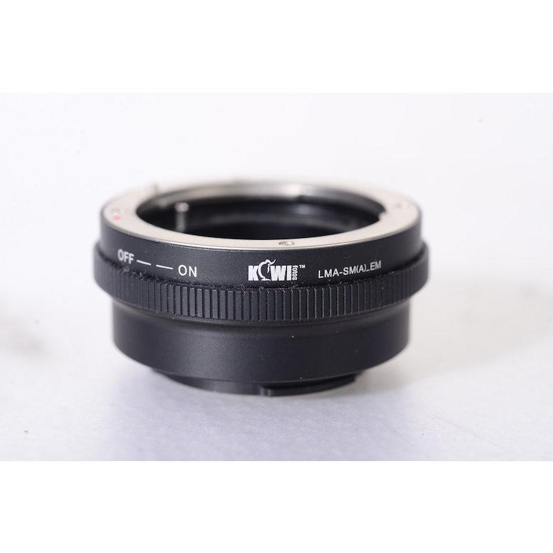 Kiwi Minolta AF Objektivadapter Sony Nex