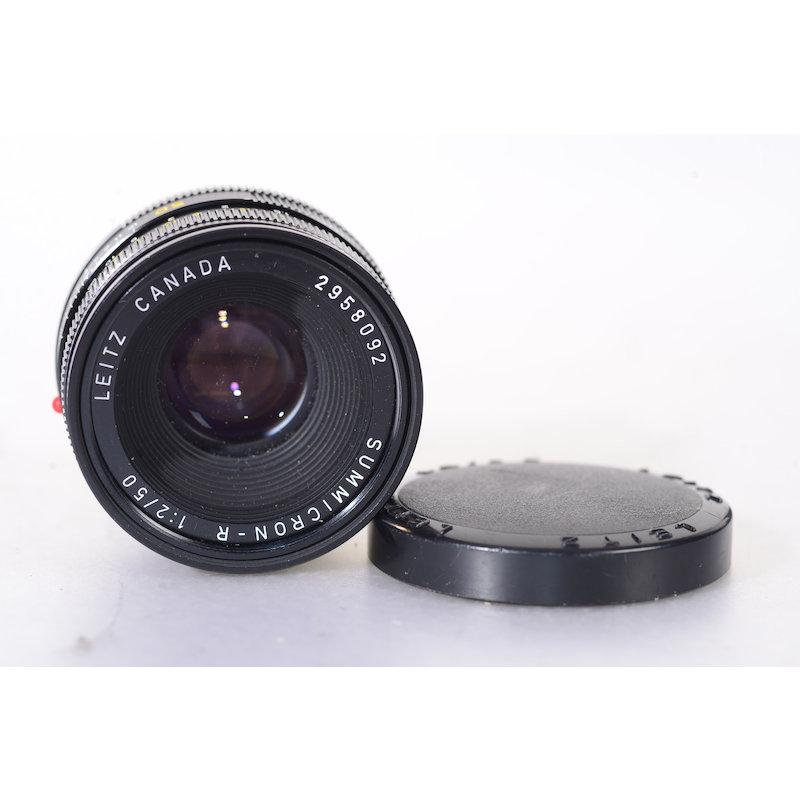 Leica Summicron-R 2,0/50 E-55 #11216