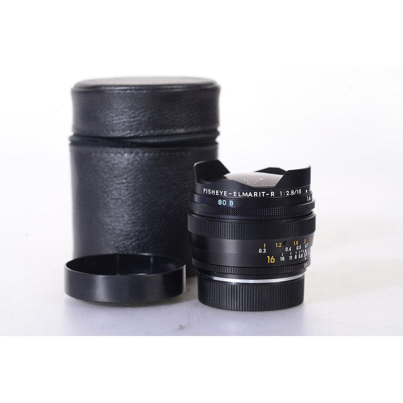 Leica Fisheye-Elmarit-R 2,8/16 #11222