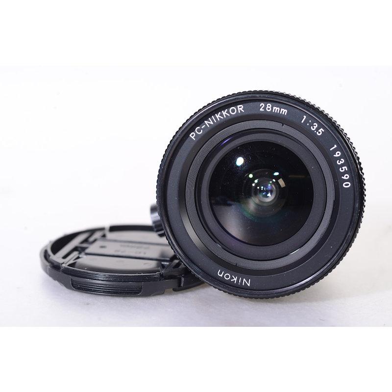 Nikon PC 3,5/28 Shift