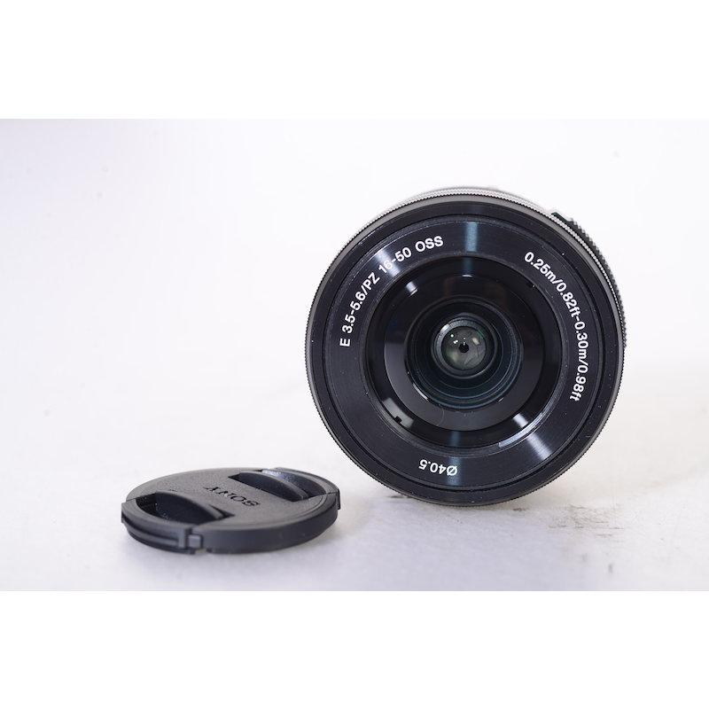 Sony E PZ 3,5-5,6/16-50 OSS Black E-Mount