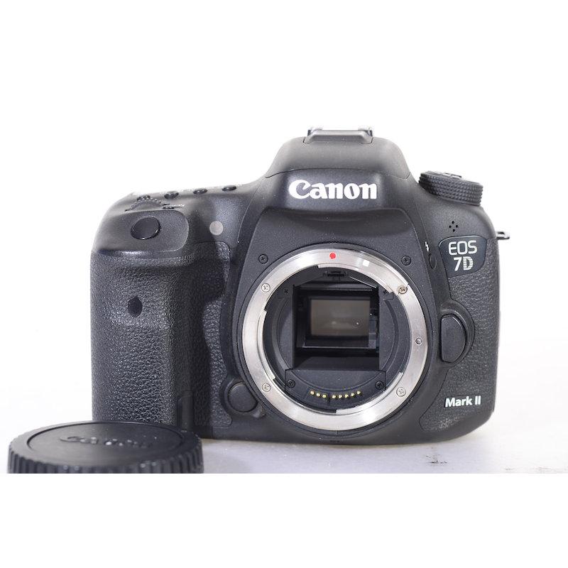 Canon EOS 7D II (Bajonett Ausgebrochen)
