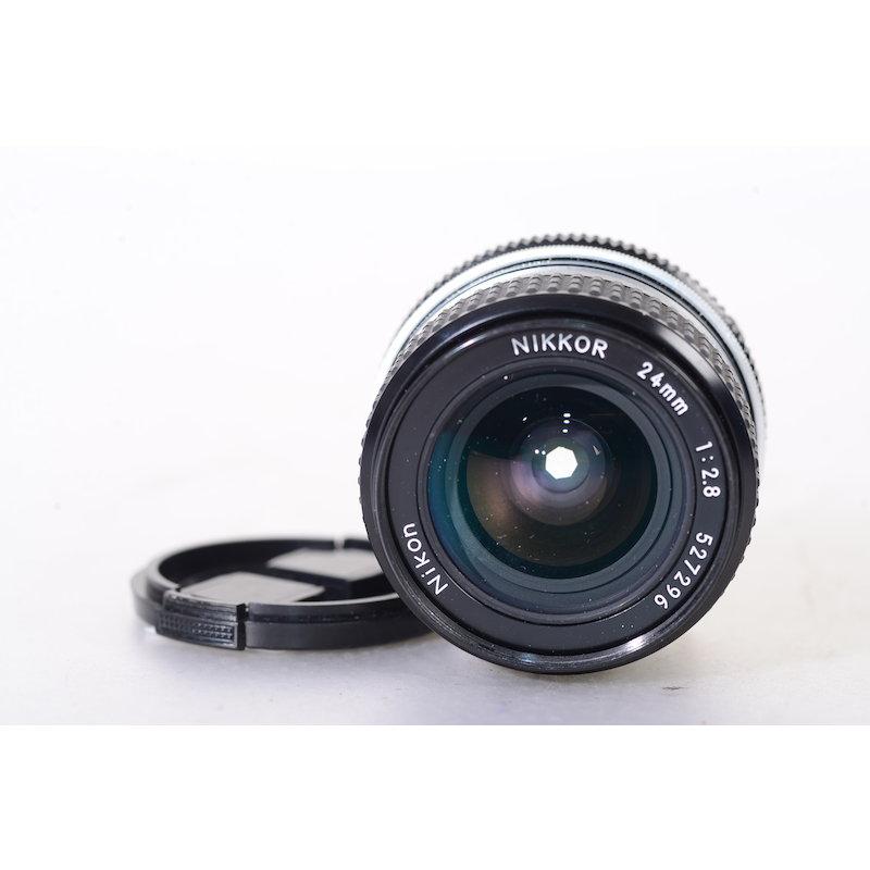 Nikon Ai 2,8/24 (Blende Lahm)