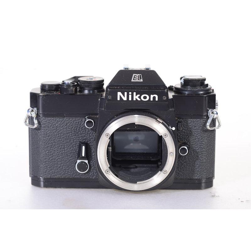 Nikon Nikomat EL2 Black