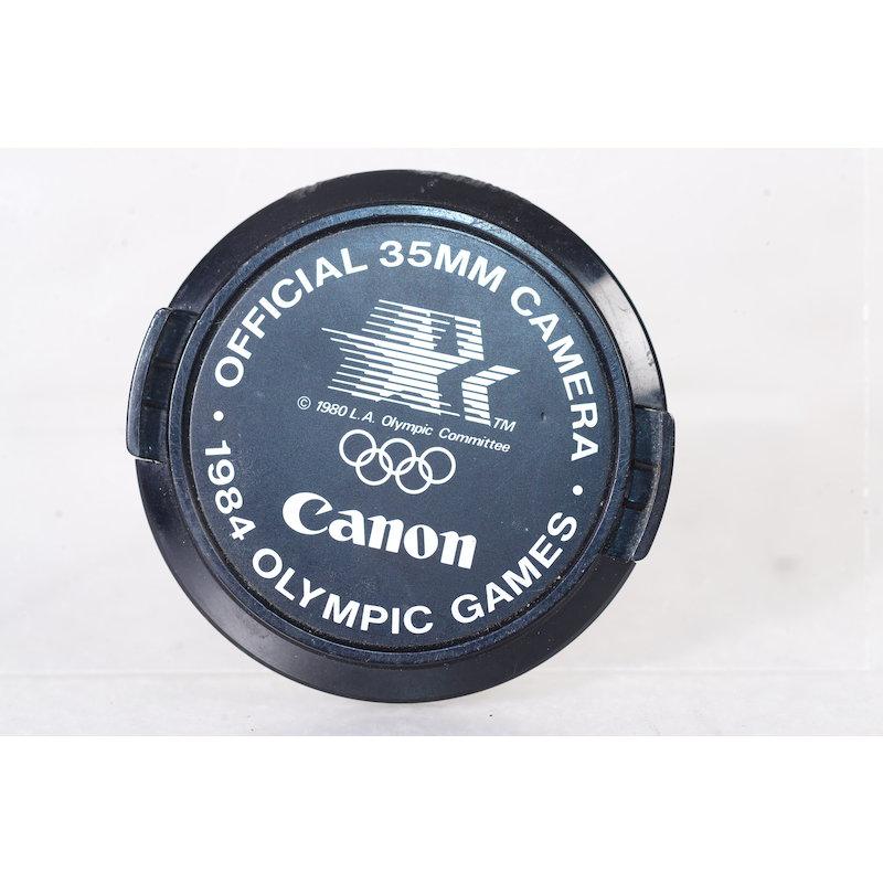 Canon Objektivdeckel Snap E-52 1984