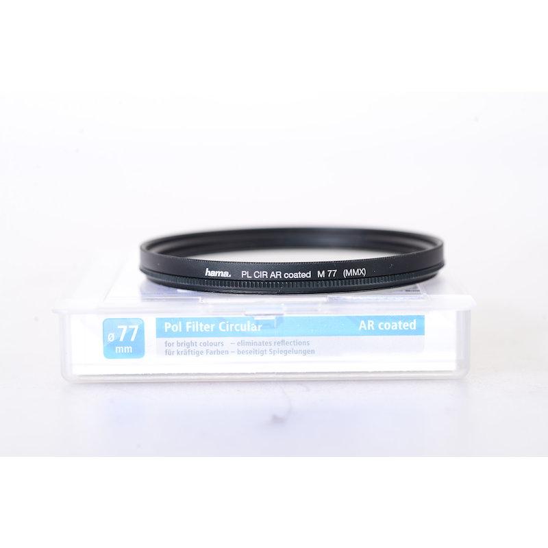 Hama Polfilter Zirkular AR E-77