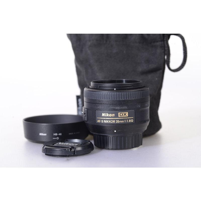 Nikon AF-S 1,8/35 G DX #JAA132DA
