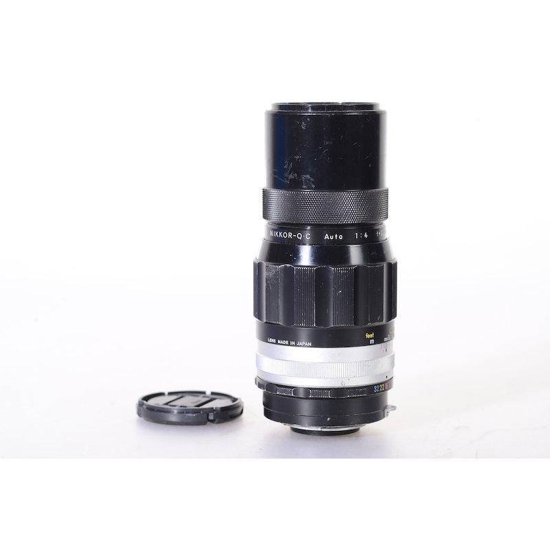 Nikon Q-Auto 4,0/200