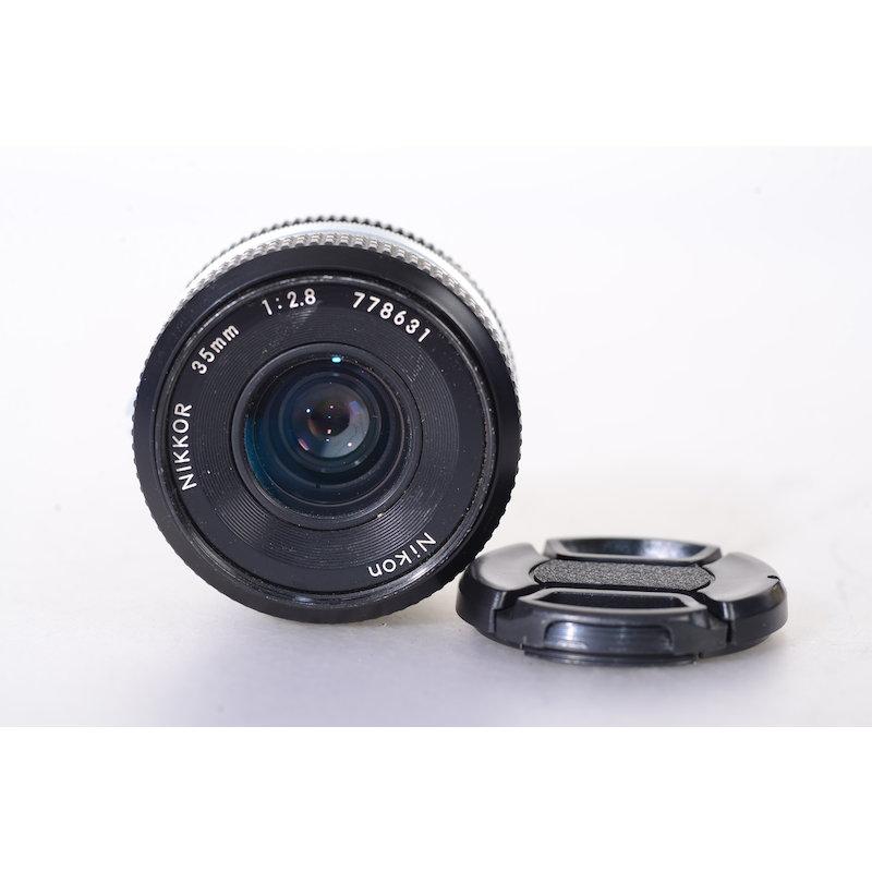 Nikon 2,8/35 Non Ai