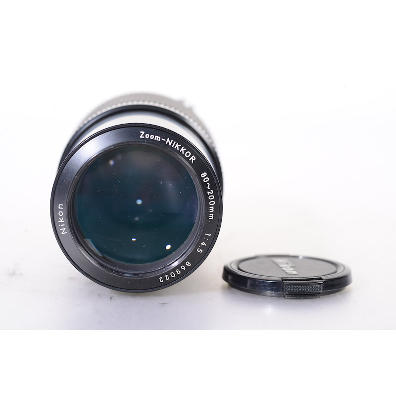 Nikon Ai 4,5/80-200 (Staub im Inneren)