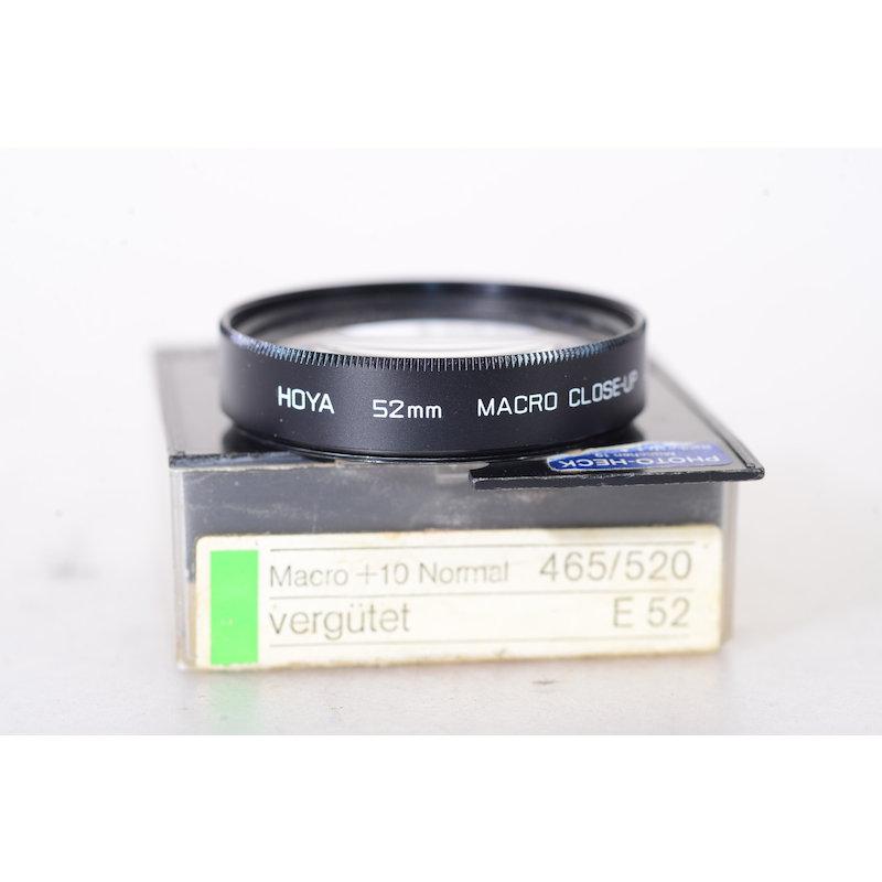 Hama Makrolinse +10 E-52 #465/520