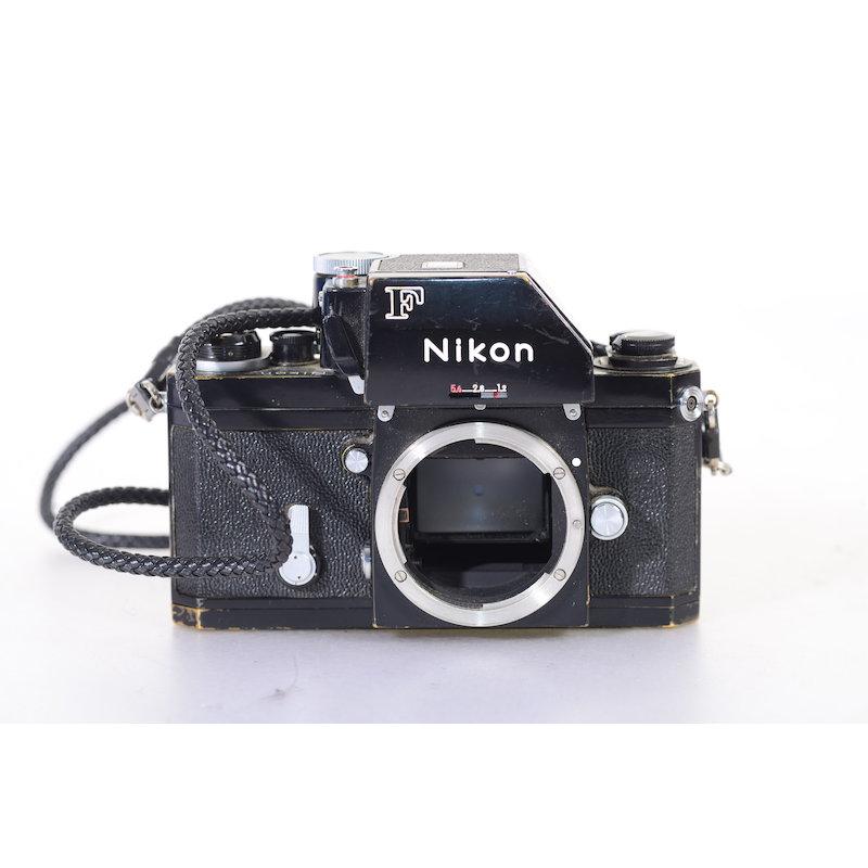 Nikon F Photomic Black