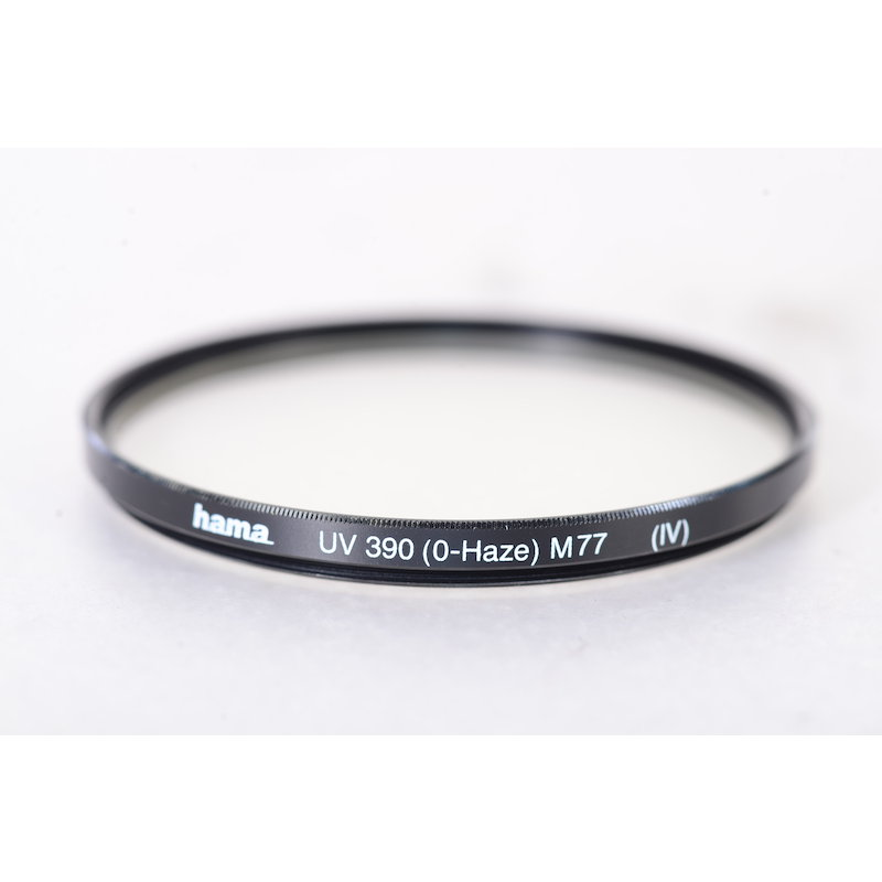 Hama UV-Filter E-77