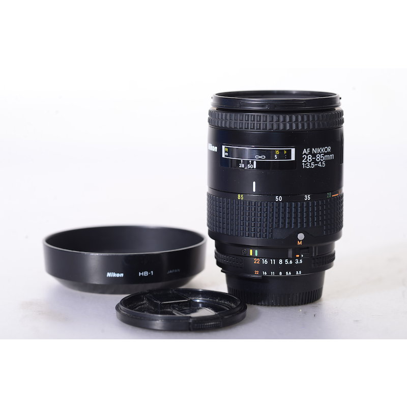 Nikon AF 3,5-4,5/28-85 N