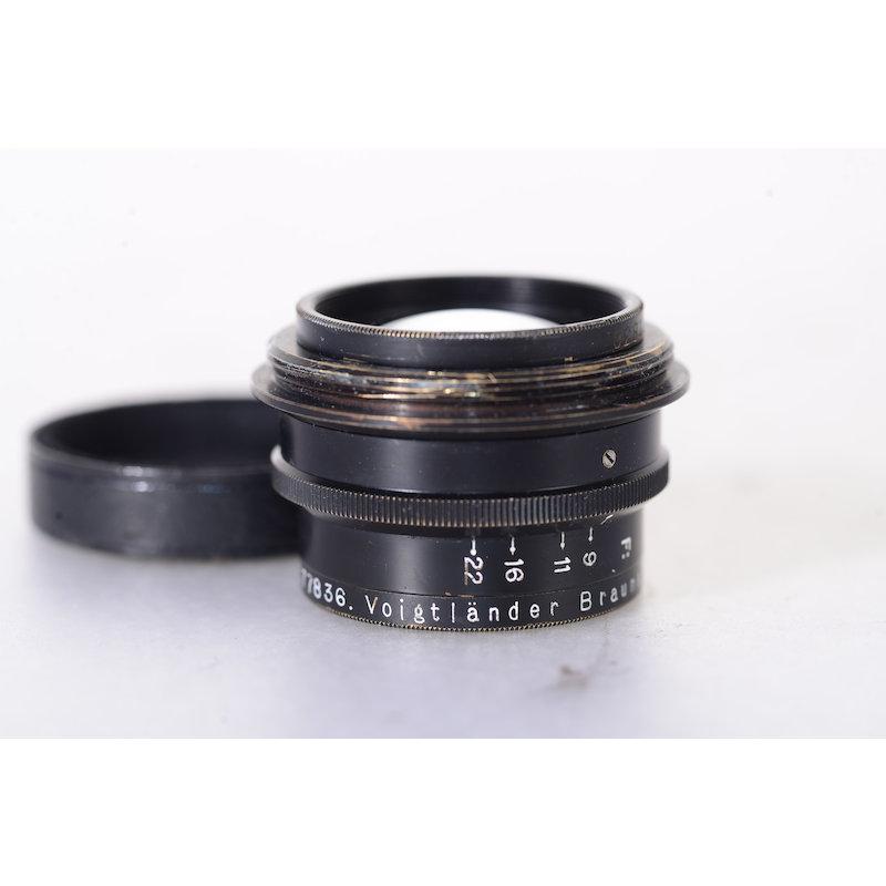 Voigtländer W.Z. Objektiv 9,0/18cm Softfokus