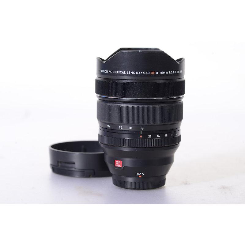 Fujifilm Fujinon Super EBC XF 2,8/8-16 R LM WR