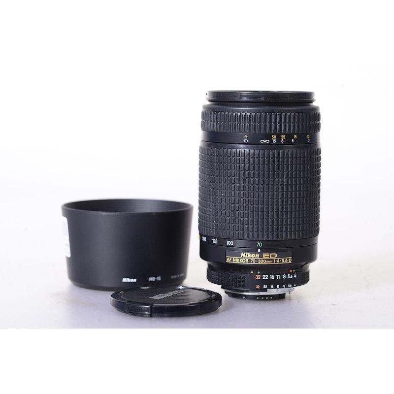 Nikon AF 4,0-5,6/70-300 ED D