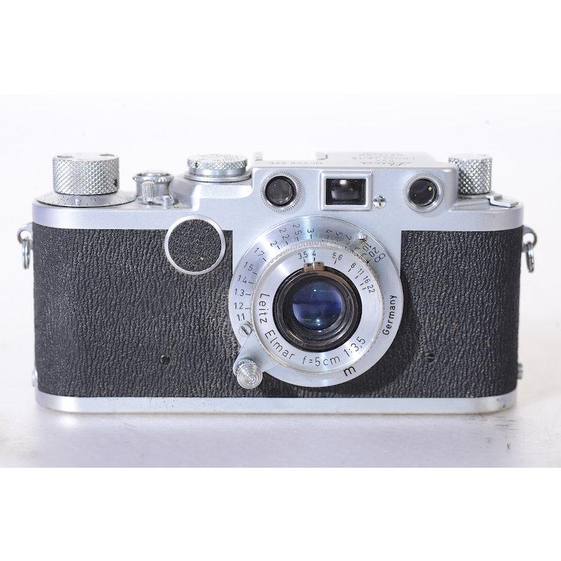Leitz Leica IIc+Elmar 3,5/5cm