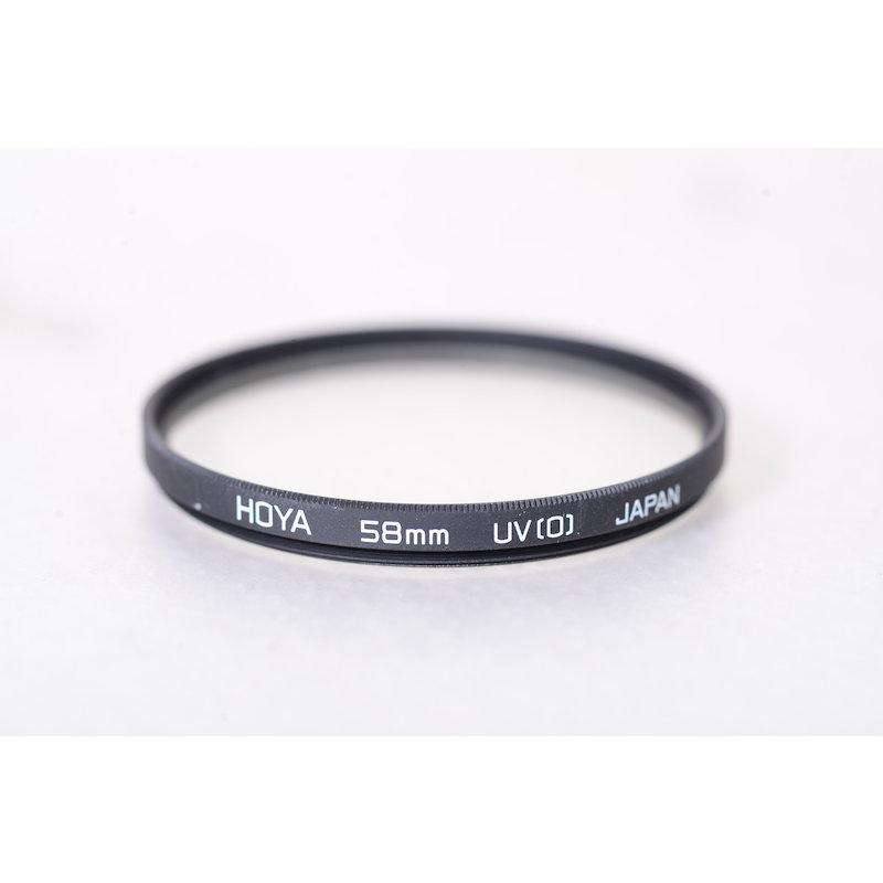 Hoya UV-Filter E-58