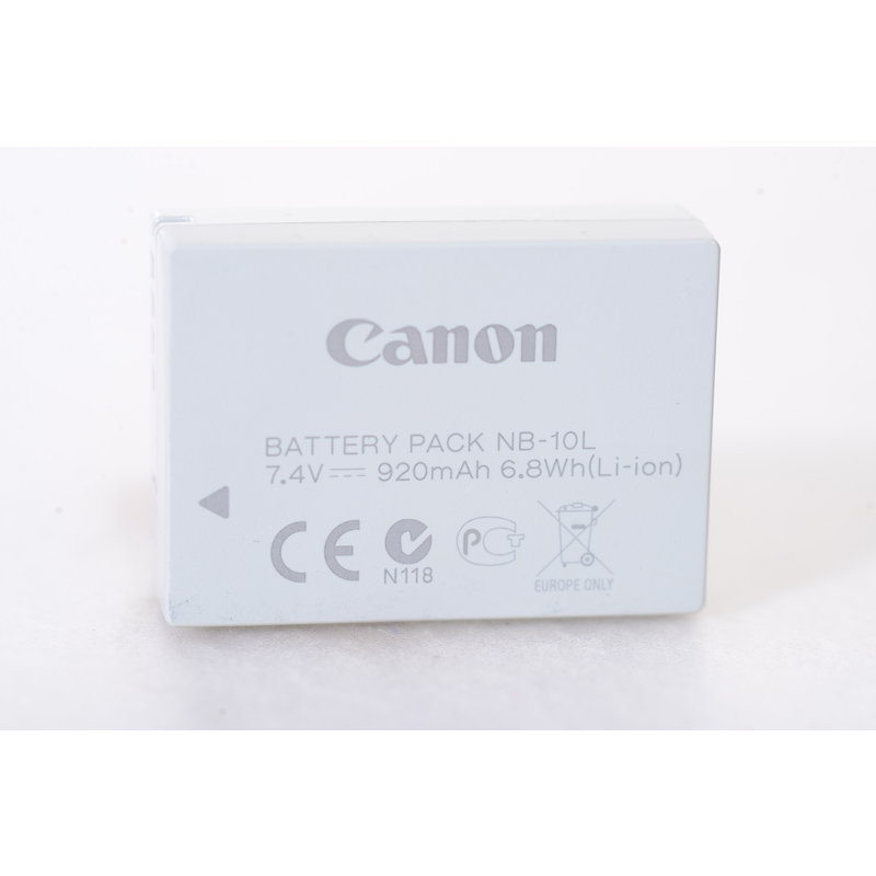 Canon Digitalkamera Akku NB-10L