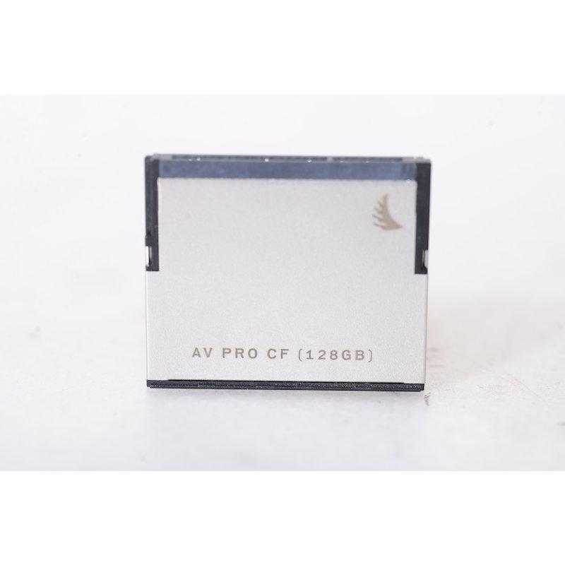 Angelbird Compact-Flash Karte AV PRO CF 128GB #AVP128CF