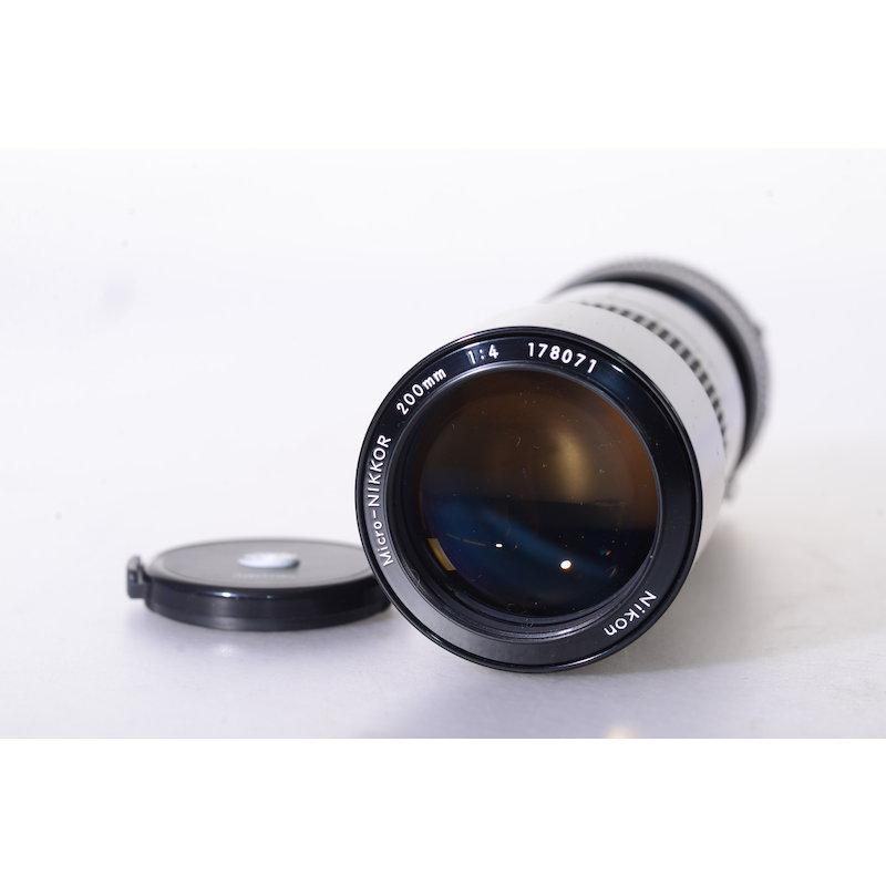 Nikon Ai 4,0/200 Micro IF ED ohne Stativhalterung