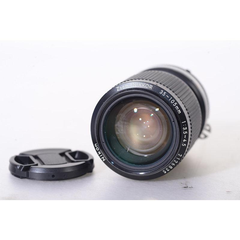 Nikon Ai/S 3,5-4,5/35-105 (Staub in den Linsen)