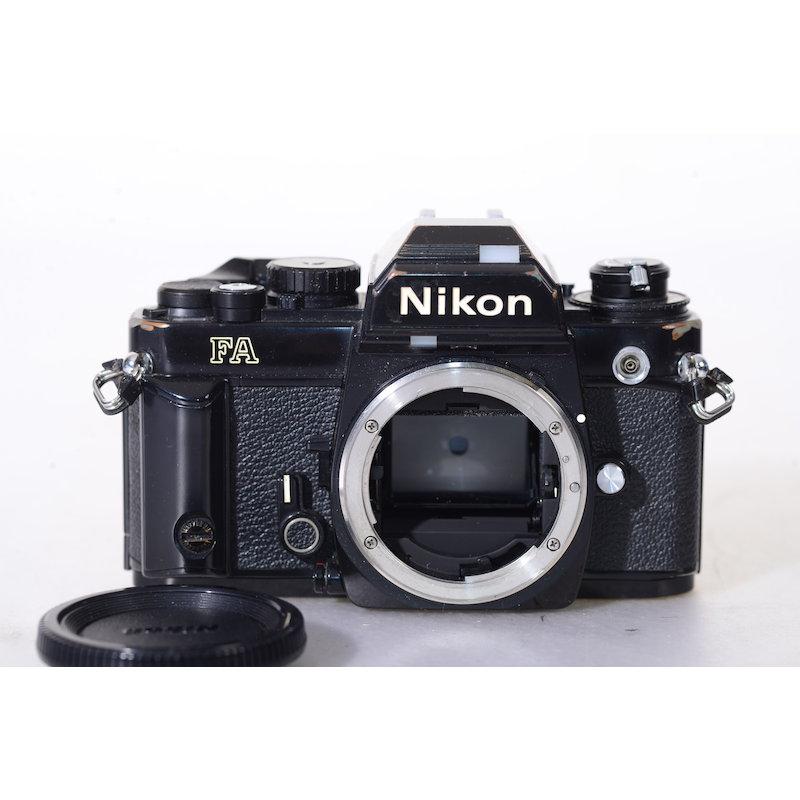 Nikon FA Black