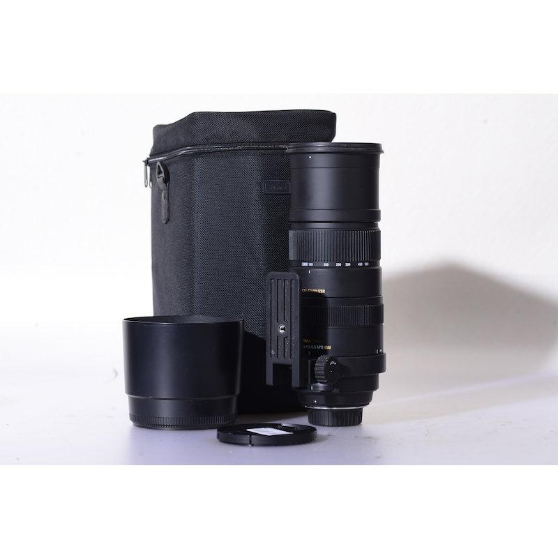 Sigma EX 5,0-6,3/150-500 APO DG HSM OS NI/AF