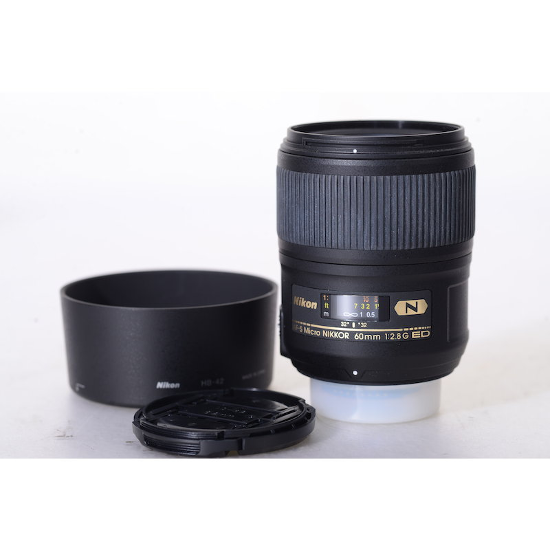 Nikon AF-S 2,8/60 Micro G ED