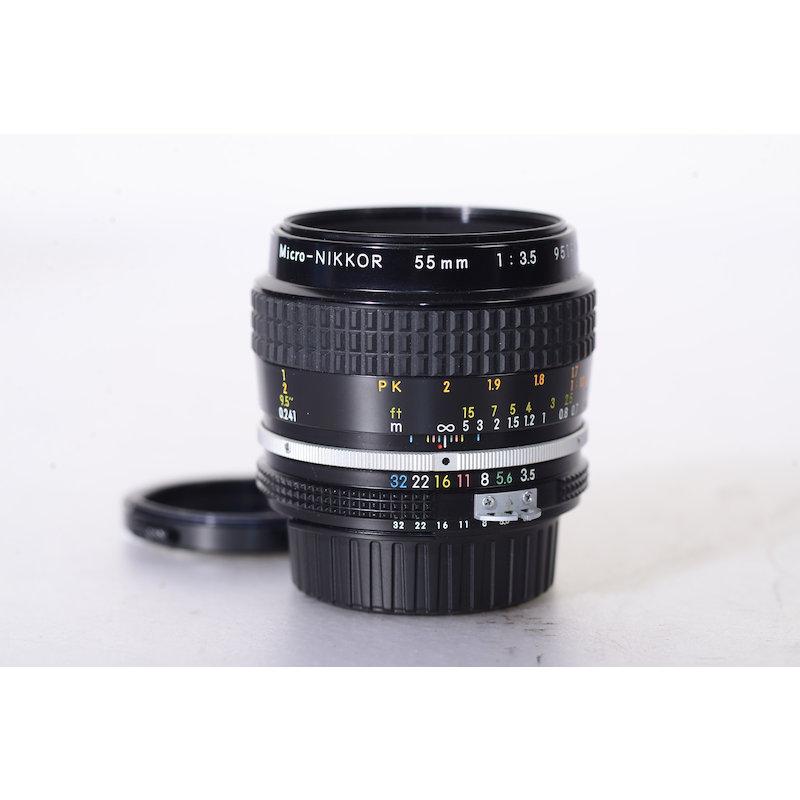 Nikon Ai 3,5/55 Micro