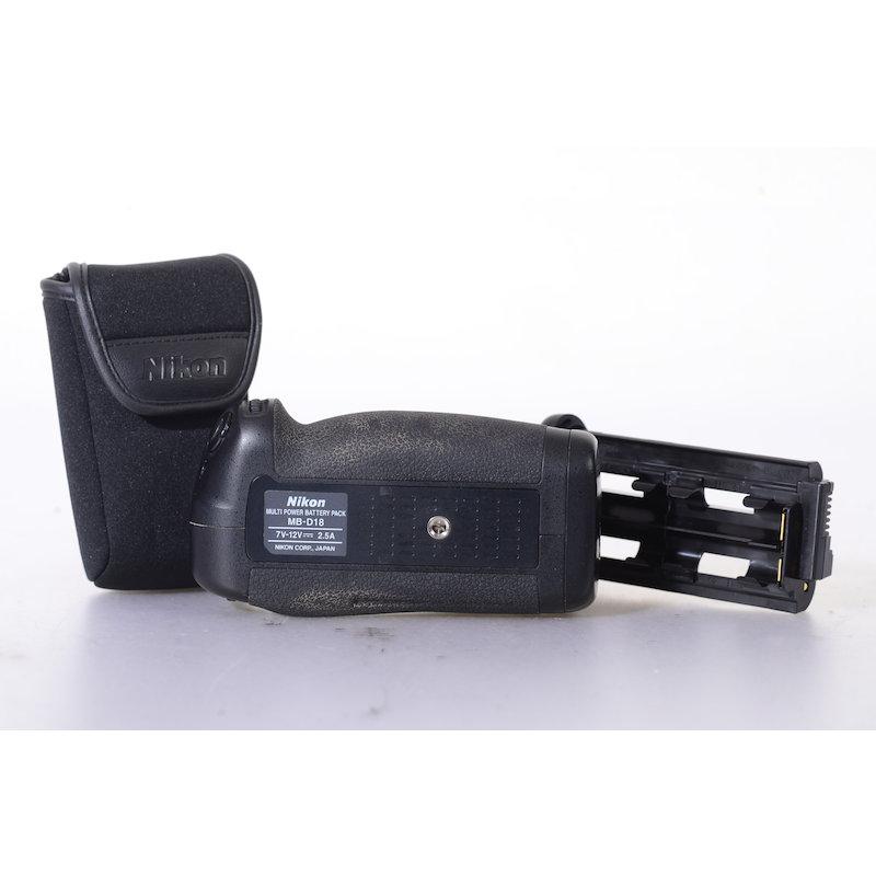 Nikon Hochformatgriff MB-D18 D850