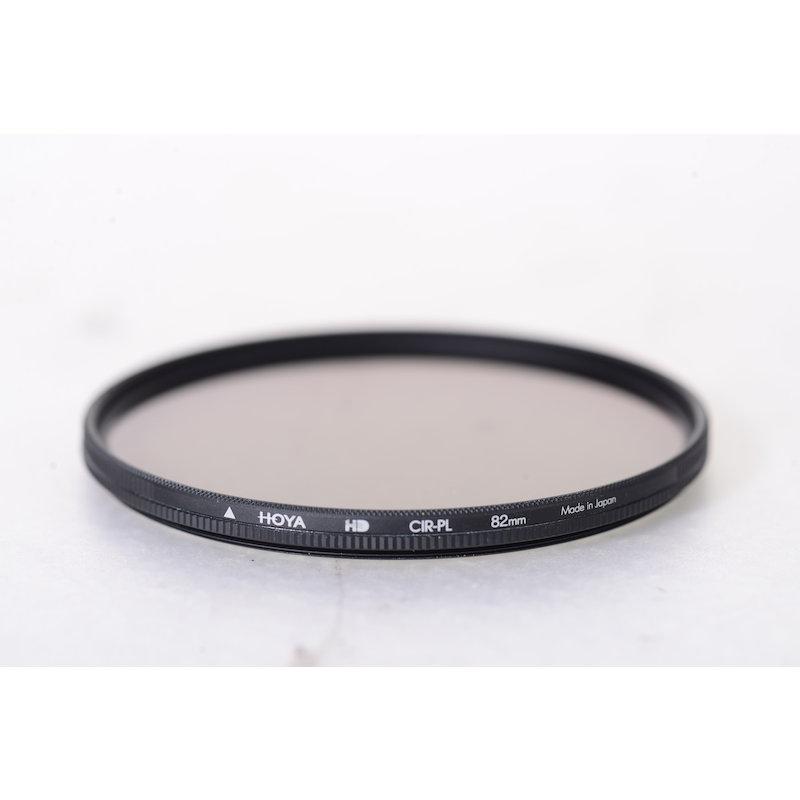 Hoya Polfilter Zirkular HD Slim E-82