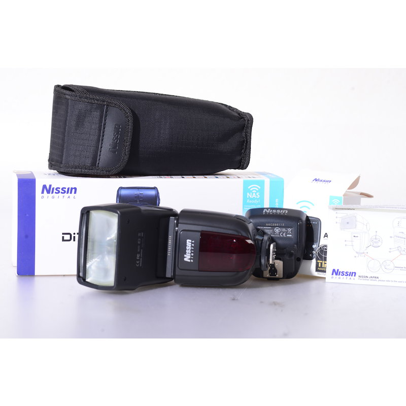 Nissin Blitzgerät DI700A Air 1 Digital Nikon