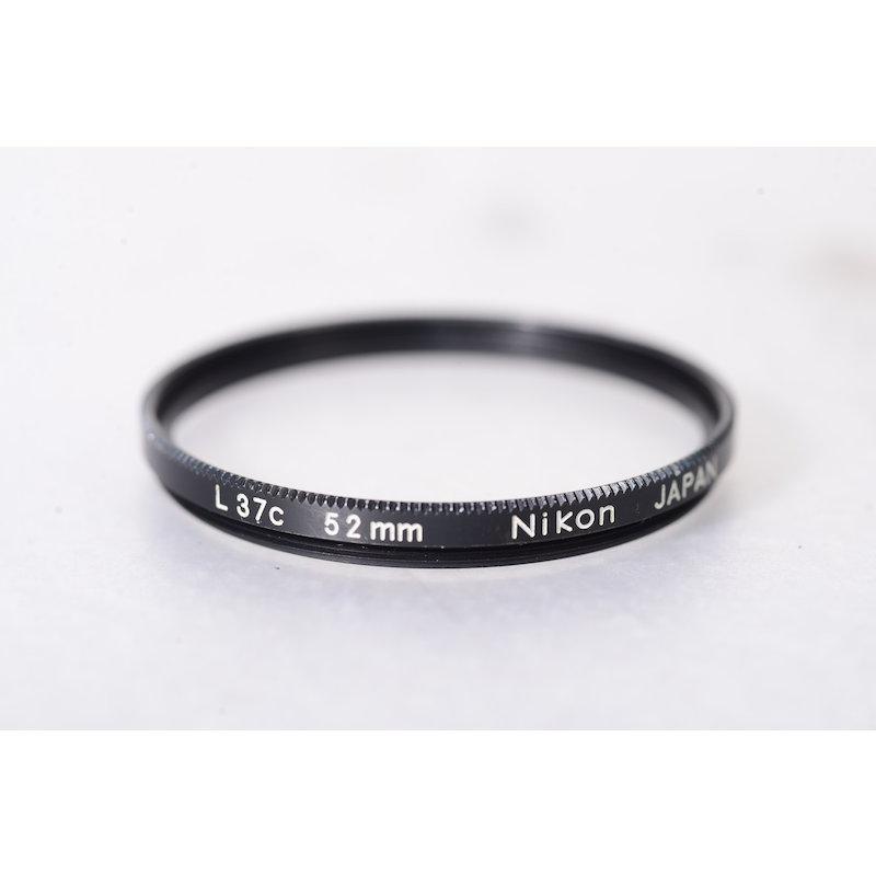 Nikon UV-Filter L37C E-52
