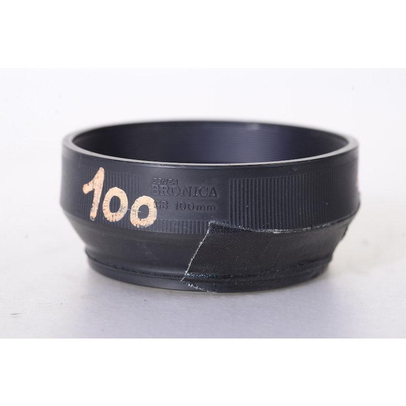 Bronica Geli.-Blende 3,5/100 GS-1 (Bruchstelle Bajonett)