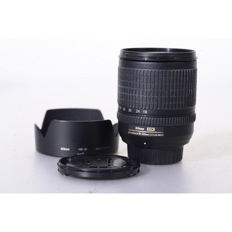 Nikon AF-S 3,5-5,6/18-135 G ED DX