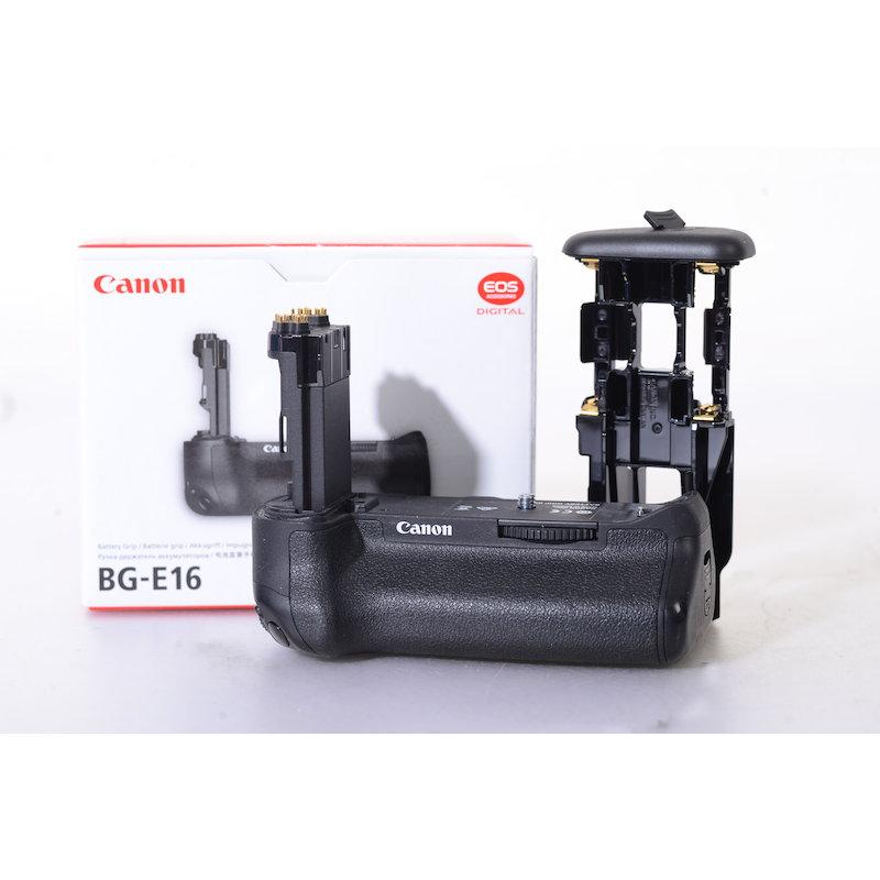 Canon Batterie-Pack BG-E16 EOS 7D Mark II
