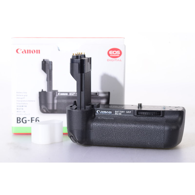 Canon Batterie-Pack BG-E6 EOS 5D Mark II