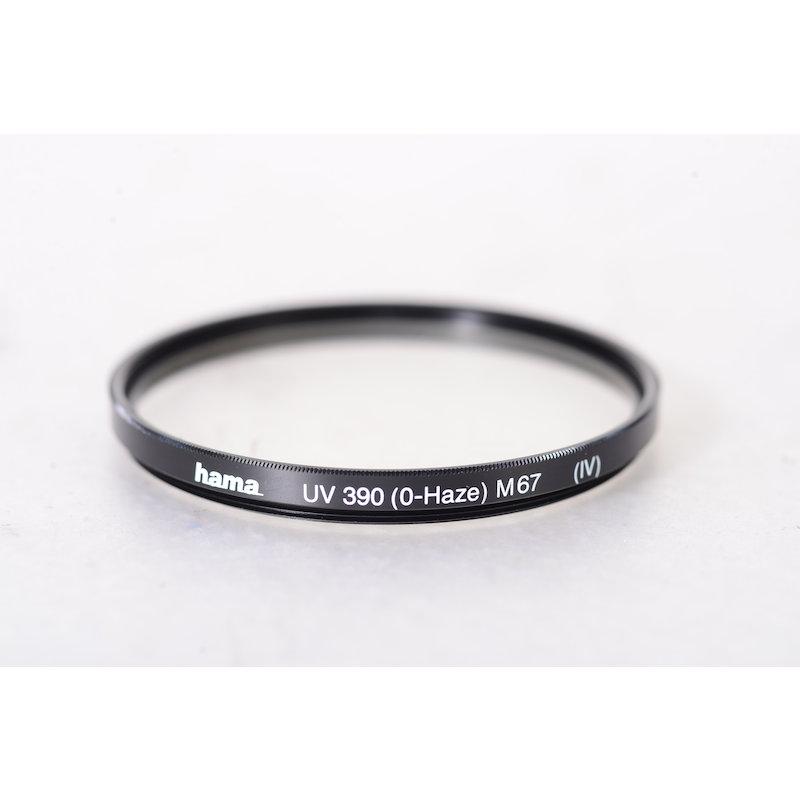 Hama UV-Filter E-67