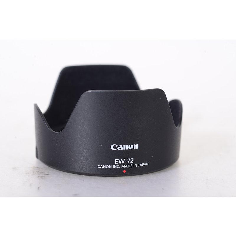 Canon Geli.-Blende EW-72 EF 2,0/35 IS USM
