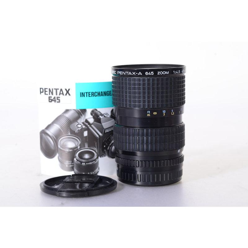 Pentax SMC-A 4,5/45-85 645