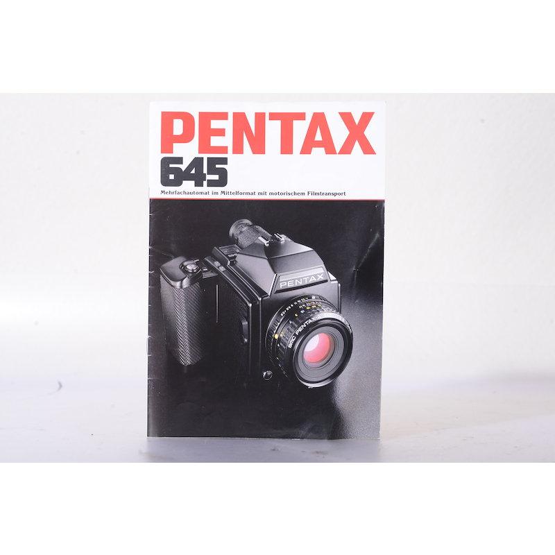 Pentax Prospekt 645