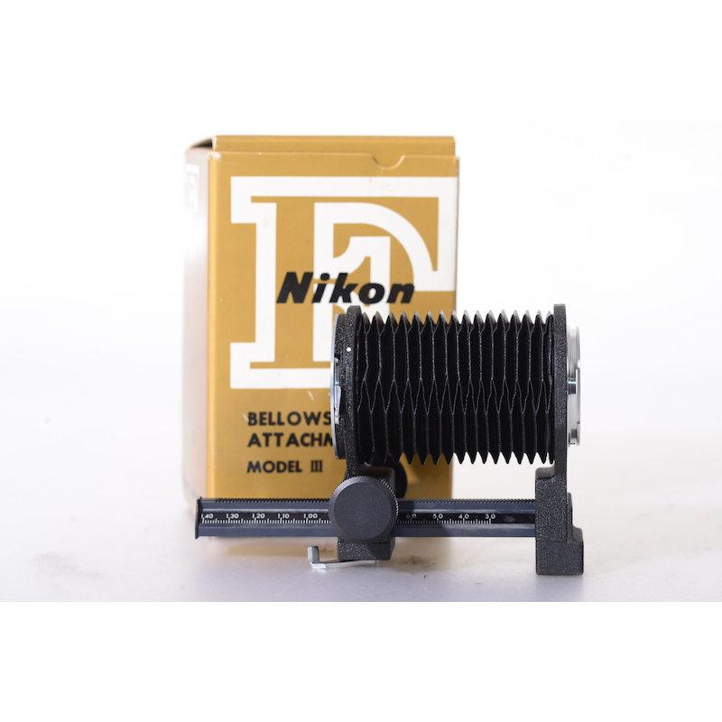 Nikon Balgengerät PB-3