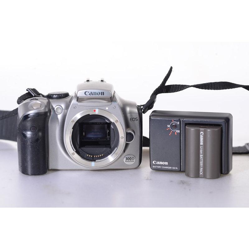 Canon EOS 300D Silver