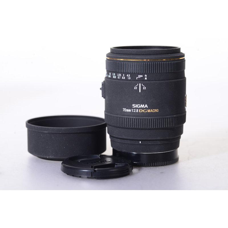 Sigma EX 2,8/70 DG Makro MI/AF #018